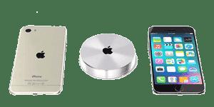 فناوری شارژ بی سیم در گوشی های اپل