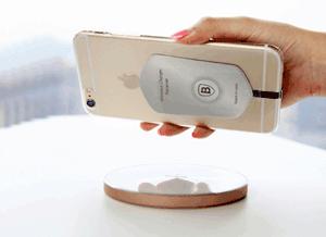 فناوری شارژ بی سیم در گوشی ها اپل