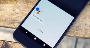 دستیار هوشند گوگل در آیفون
