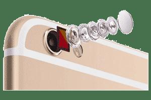 تعمیر دوربین گوشی اپل