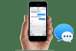 iMessage در گوشی اپل