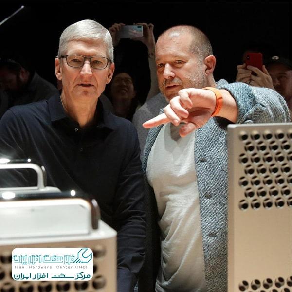 مدیریت دوباره ی جانی آیو در اپل