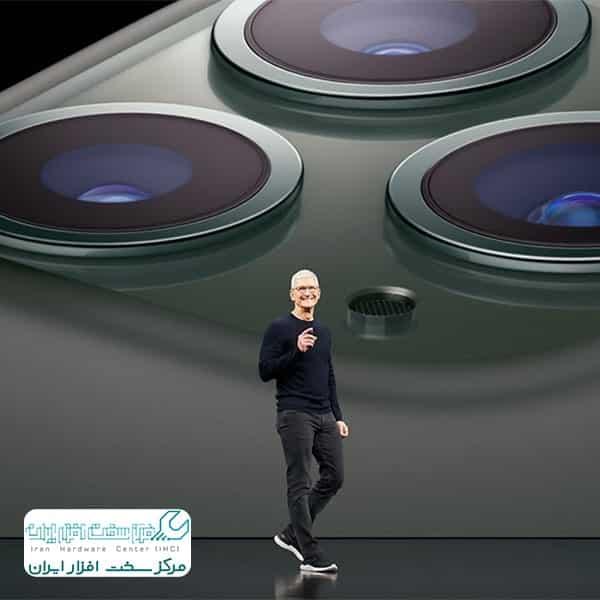 عذرخواهی اپل از کاربران