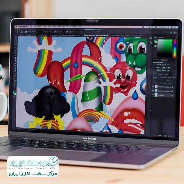 بهترین لپ تاپ گرافیکی اپل