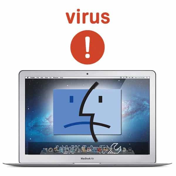 ویروس های ویندوزی روی مک