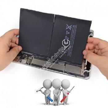 تعمیر باتری تبلت اپل