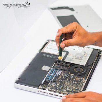 تعمیر لپ تاپ اپل MPXQ2 2017