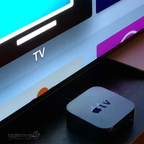 اتصال آیفون به تلویزیون