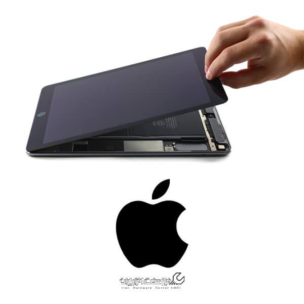 تعمیر فلت تبلت اپل