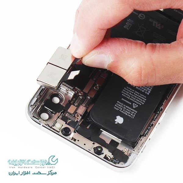 آموزش تعمیرات گوشی اپل