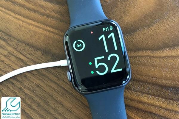 شارژ نشدن Apple Watch