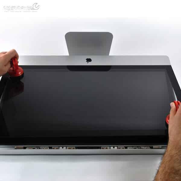 تعمیر صفحه نمایش آی مک اپل
