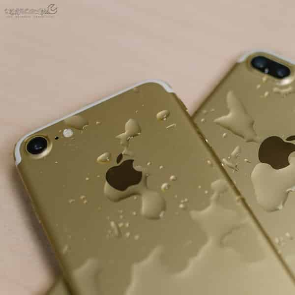 آبخوردگی گوشی اپل