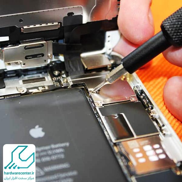آموزش تعمیر موبایل اپل