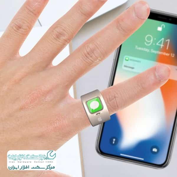 دستگاه انگشتی اپل