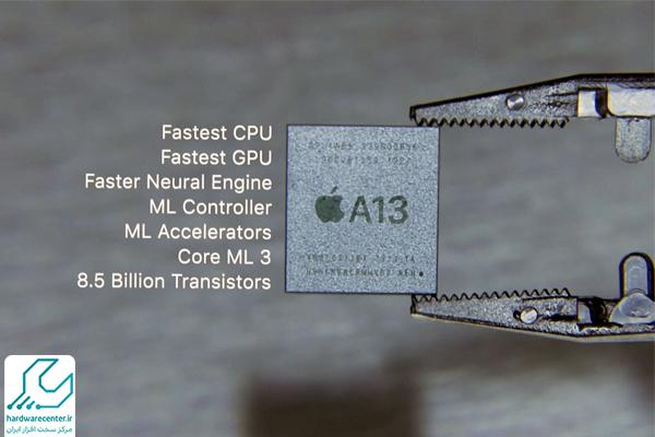 نسل نهم آیپد با پردازنده A13